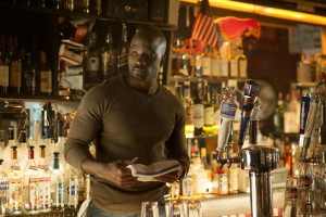 Jessica Jones Mike Colter Luke Cage