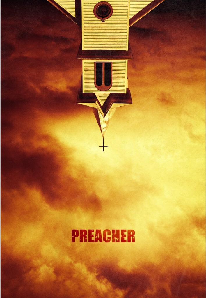 Preacher psoter