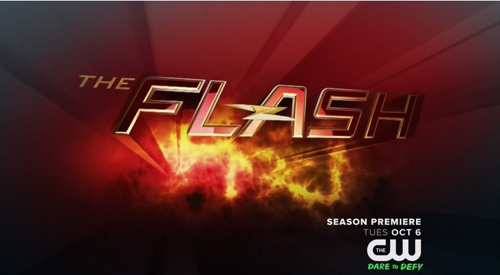 The Flash S02 promo