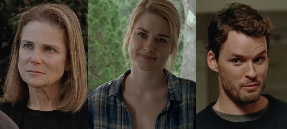 The Walking Dead Deanna Jessie Spencer