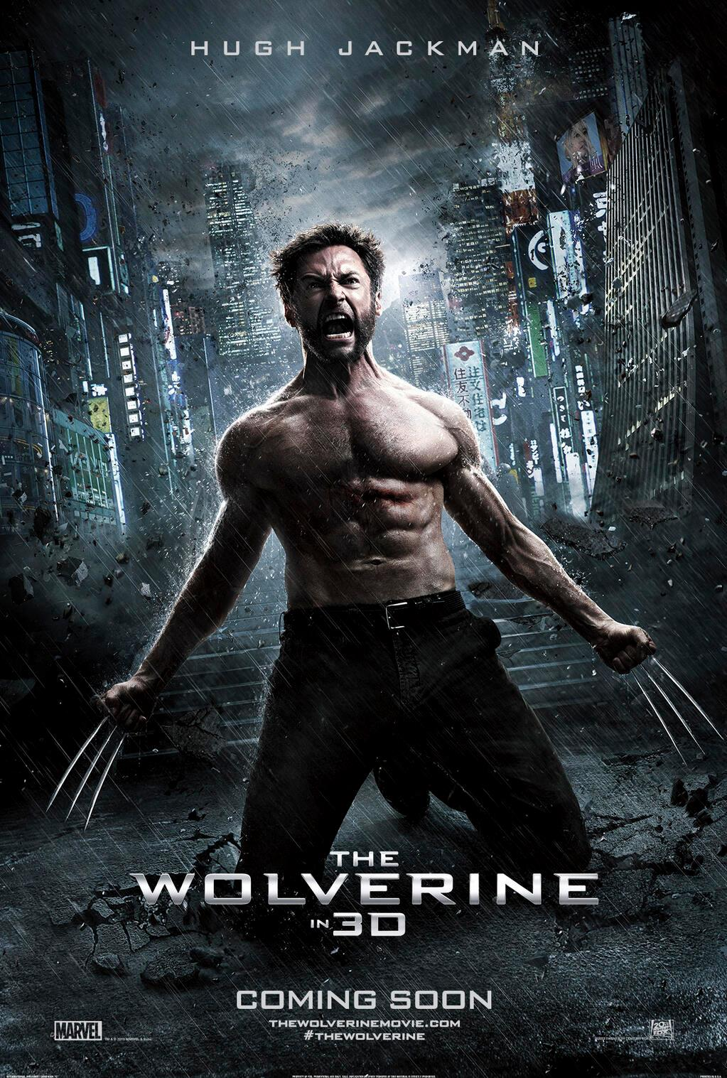 The Wolverine psoter