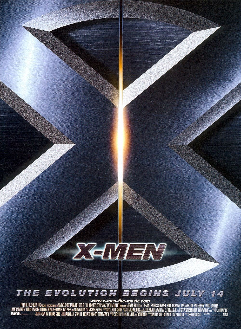 RECAP: L'univers cinématographique X-Men Anna Paquin 2015