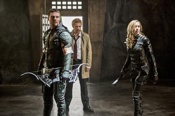 Constantine arrow