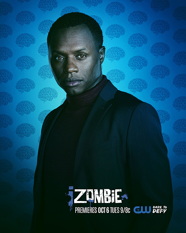 iZombie -- Image Number: ZMB2_Clive.jpg -- Pictured: Malcolm Goodwin as Clive -- Photo: © 2015 The CW Network, LLC. All rights reserved.