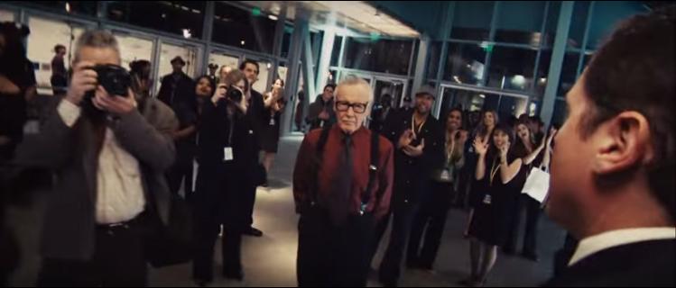 stan lee Iron Man 2