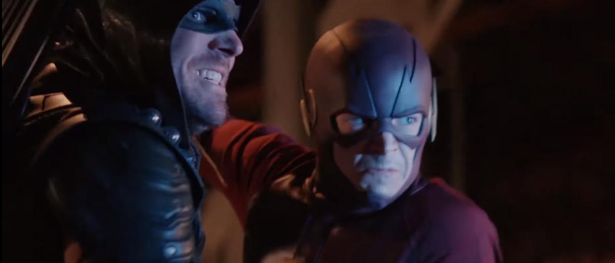 Arrow The Flash