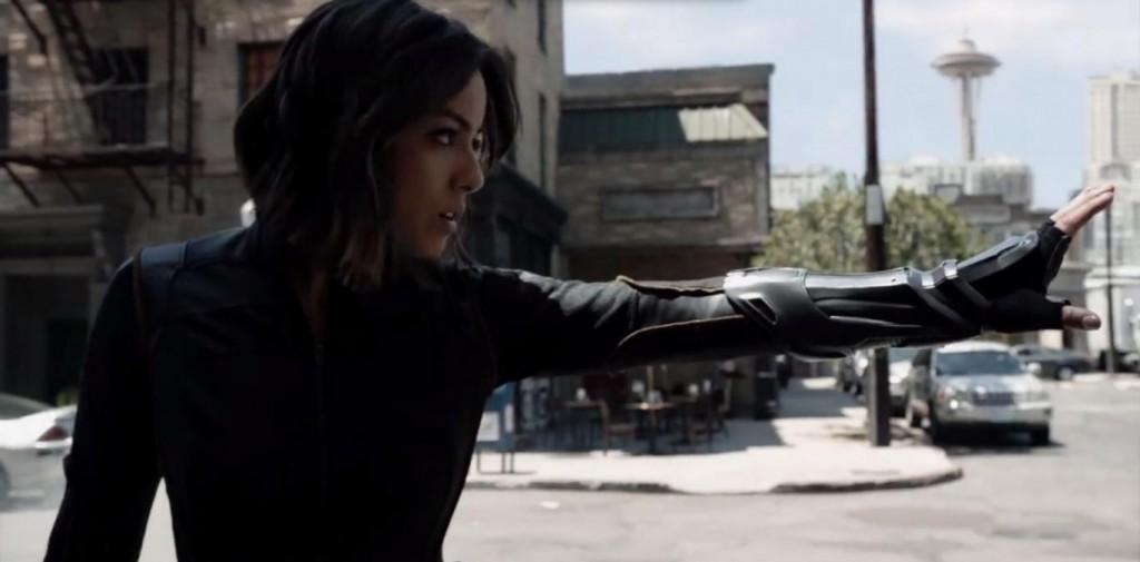 Agents of SHIELD mid-season finale