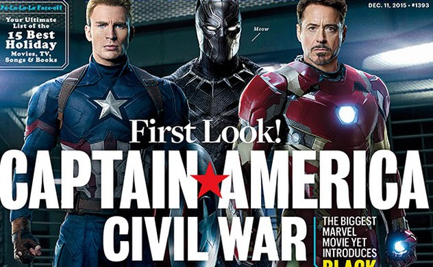 Civil War EW cover