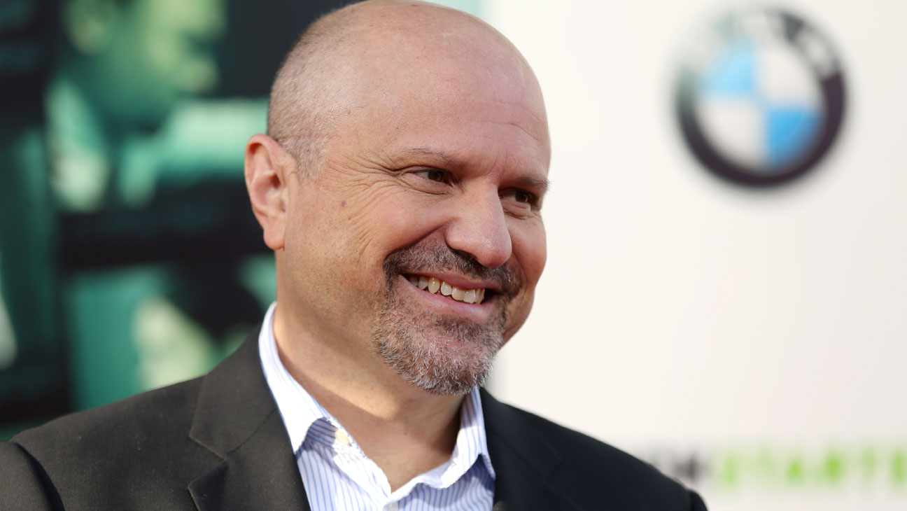 "Enrico Colantoni arrives at the LA Premiere of ""Veronica Mars"" on Wednesday, March 12, 2014, in Los Angeles. (Photo by Matt Sayles/Invision/AP)"