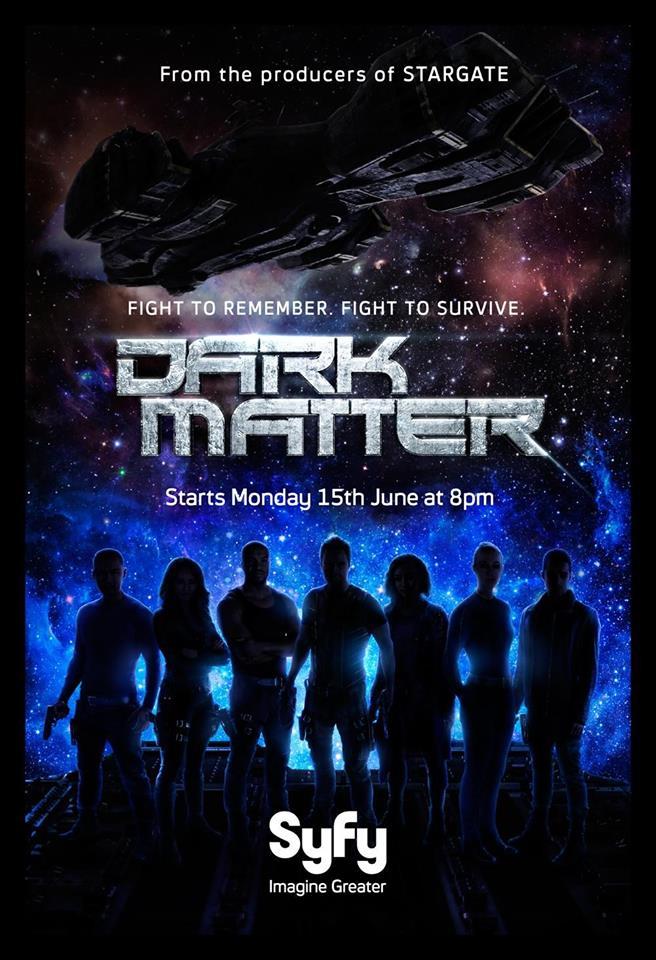 Dark Matter season 1 poster
