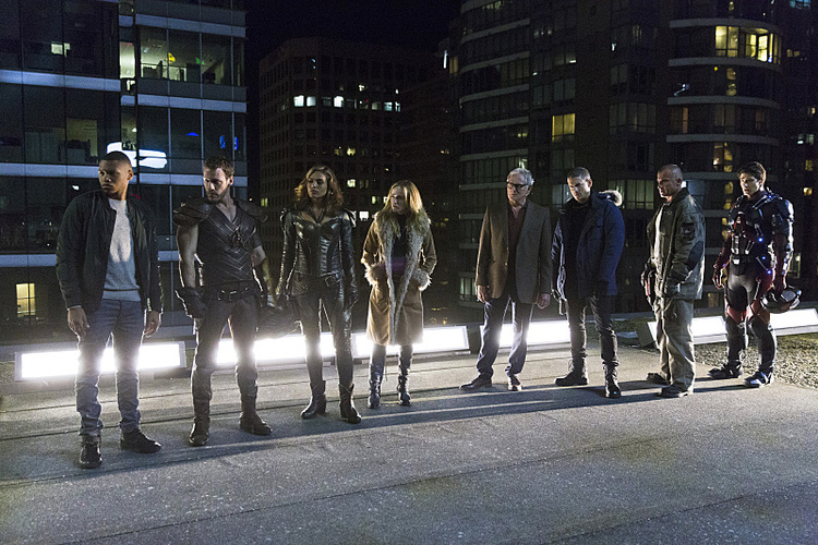 Legends of Tomorrow Review épisode 1