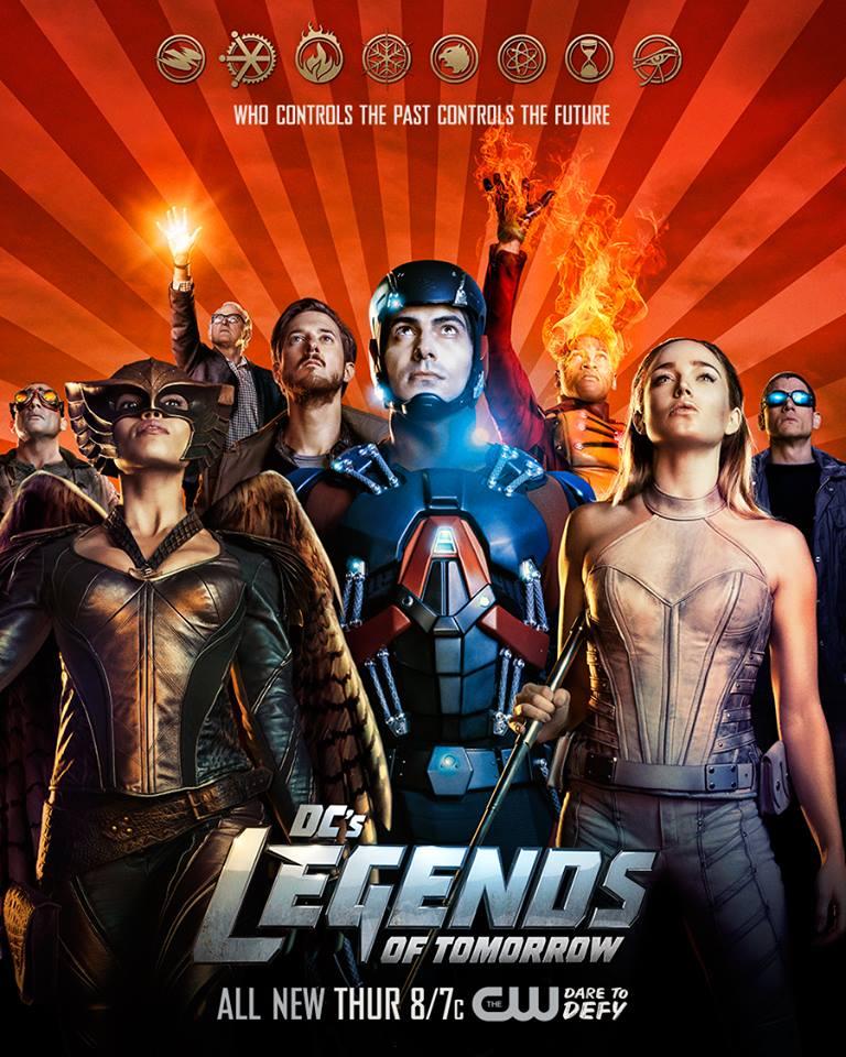 DC's Legends of Tomorrow saison 1 en vostfr