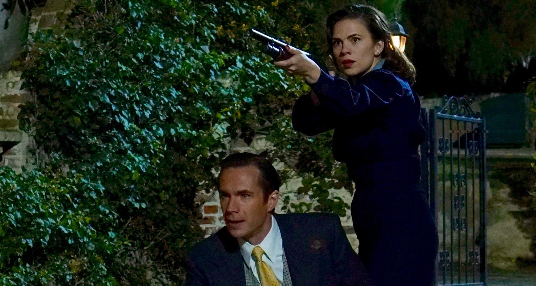 Agent Carter 2x08