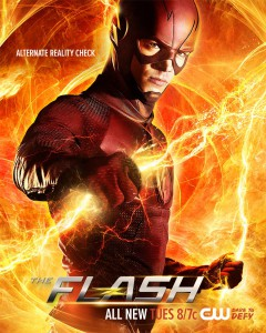 The Flash poster Earth 2