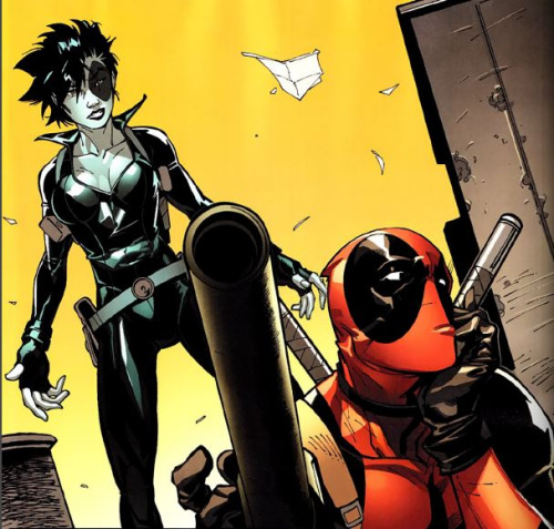 Domino Deadpool