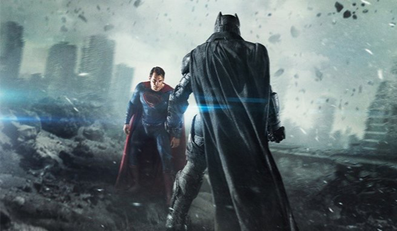 Batman v superman Imax 2