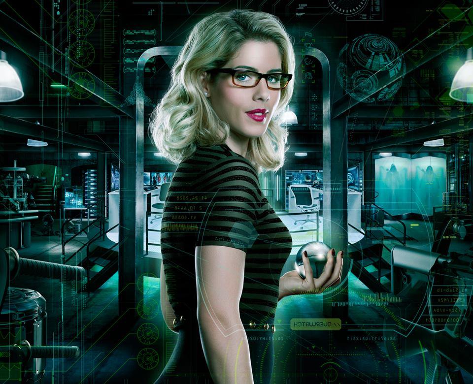 Overwatch Felicity Smoak