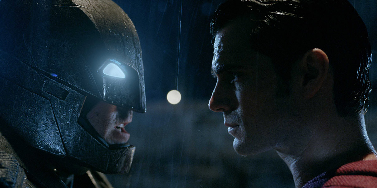 batman-v-superman-Face to face