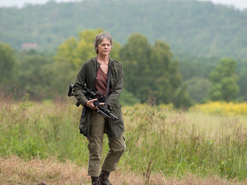 """""""The Walking Dead"""" 6x12"""