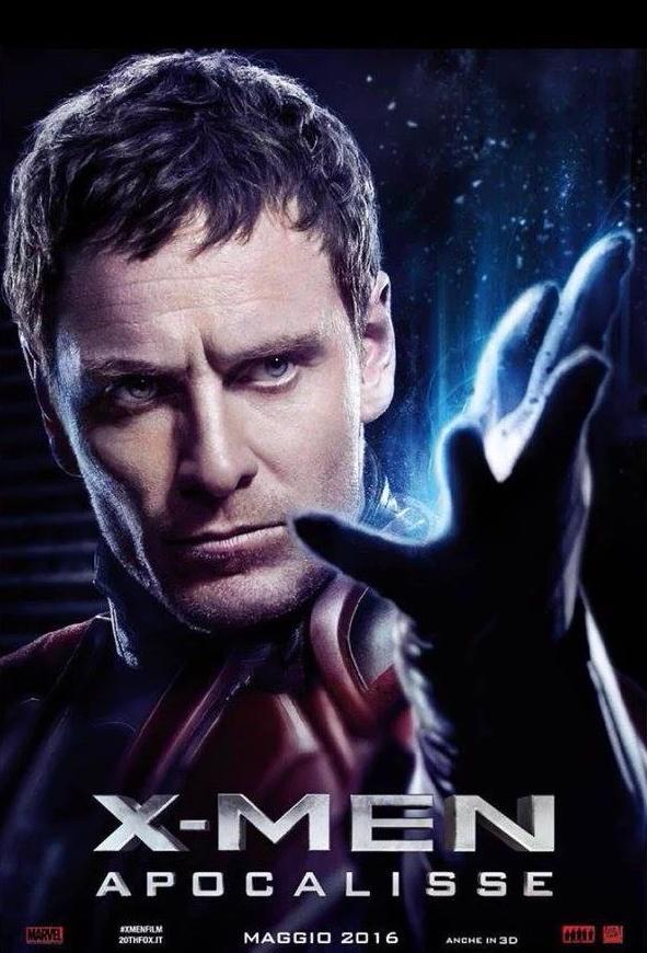 X Magneto