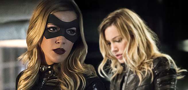 arrow 419 black canary