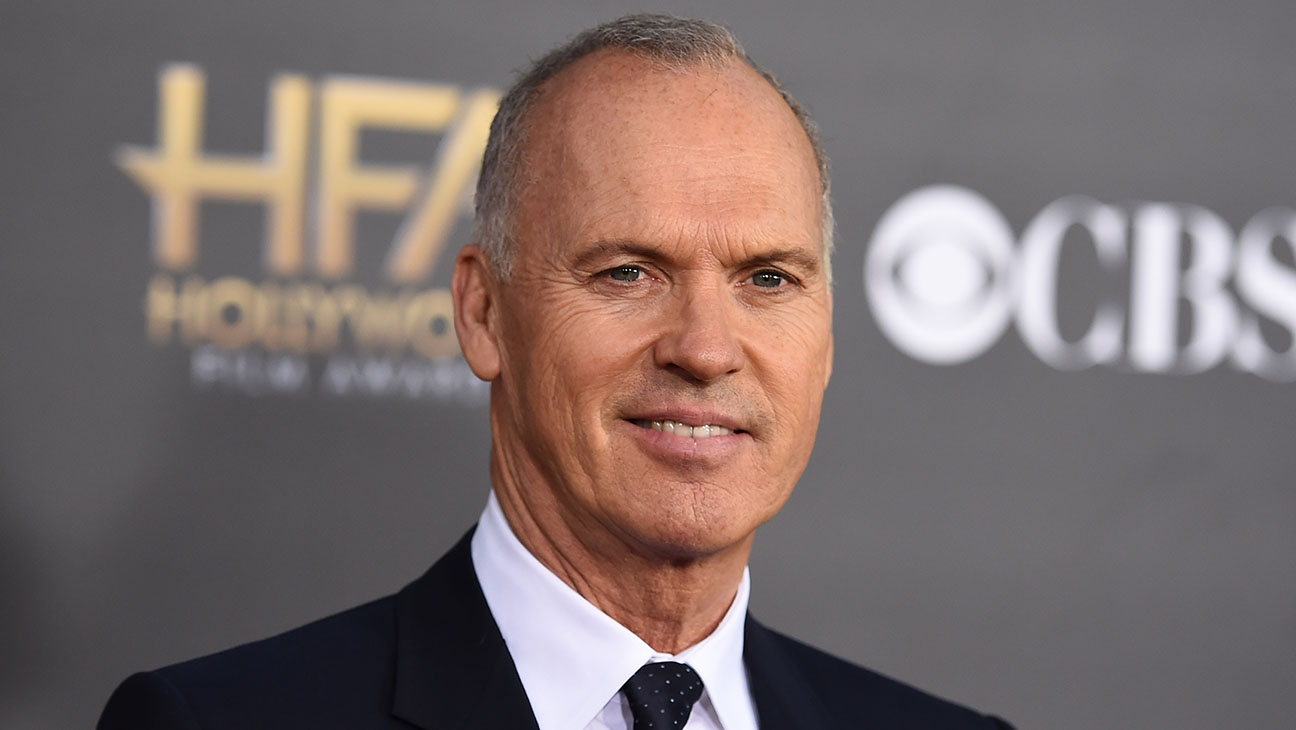 Michael Keaton arrives at the Hollywood Film Awards at the Palladium on Friday, Nov. 14, 2014, in Los Angeles. (Photo by Jordan Strauss/Invision/AP)