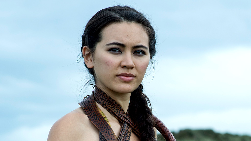 Jessica henwick-Colleen Wing
