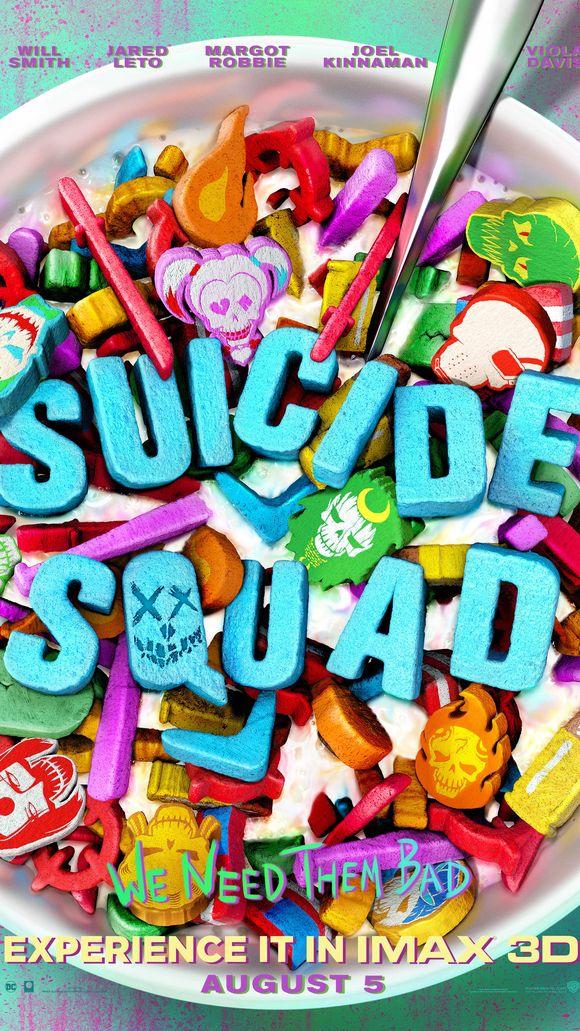 Suicide Squad Imax