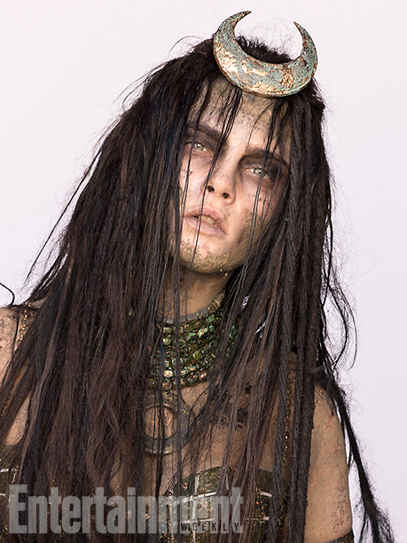 June Moone/Enchantress (Cara Delevingne)