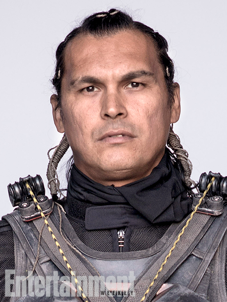 Christopher Weiss/Slipknot (Adam Beach)