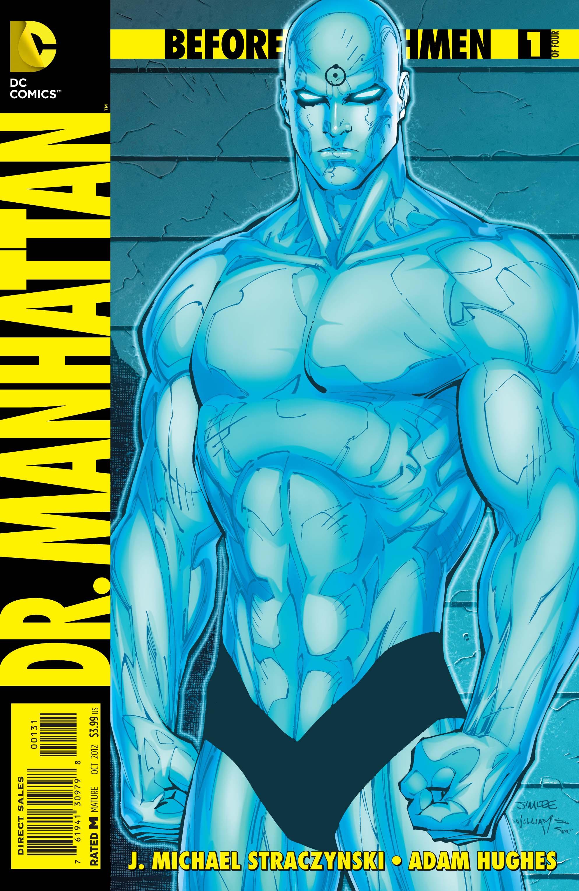 Le Docteur Manhattan