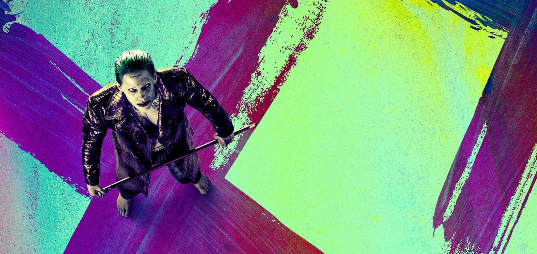 Suicide Squad-Joker-Poster
