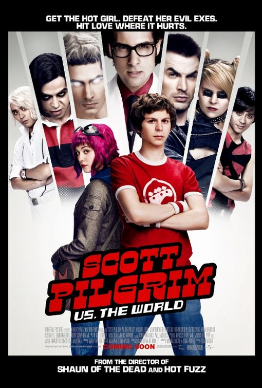 Scott Pilgrim Film