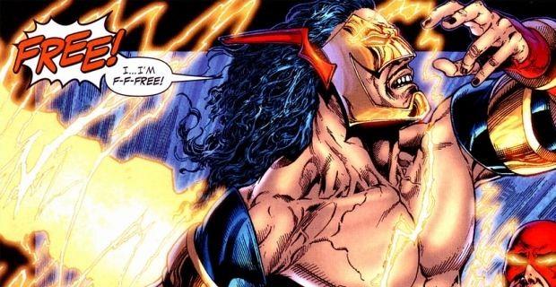 The Flash - Savitar