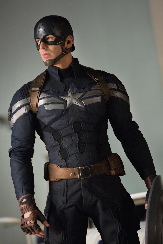Marvel's Captain America: The Winter Soldier..Captain America/Steve Rogers (Chris Evans)..Ph: Zade Rosenthal..? 2014 Marvel. All Rights Reserved.