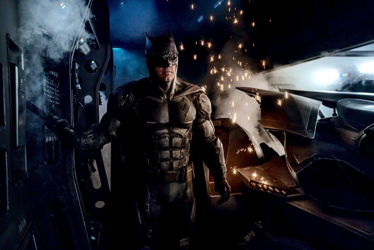Batsuit-Justice League