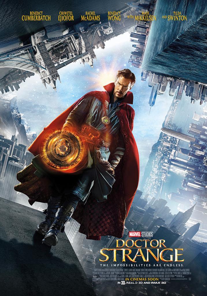 doctor-strange-realease poster