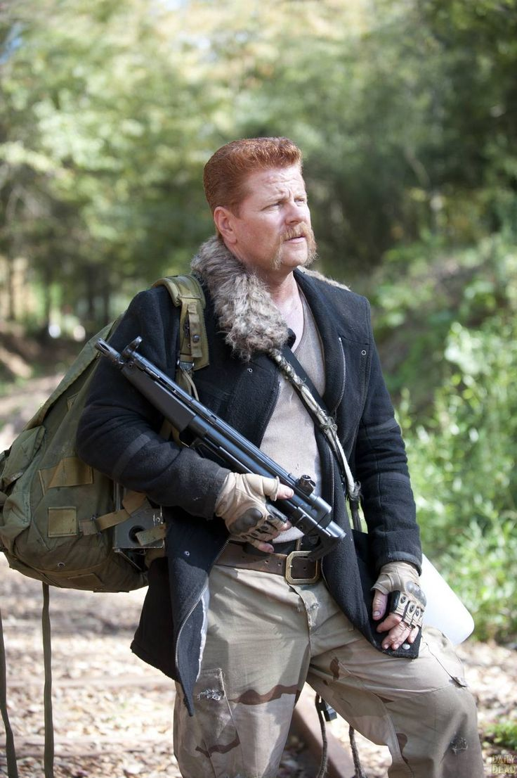 Abraham (Michael Cudlitz) - The Walking Dead _ Season 4, Episode 15 - Photo Credit: Gene Page/AMC