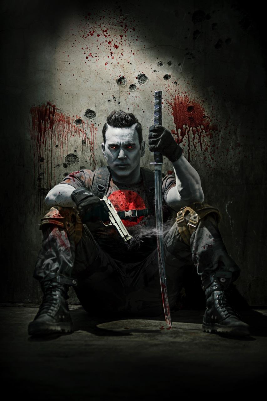 Ninjak Bloodshot