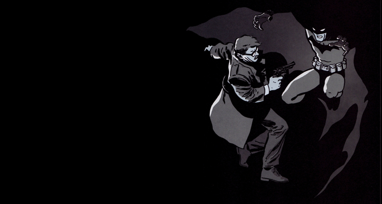 Batman : Year one (Miller/Mazuchelli)