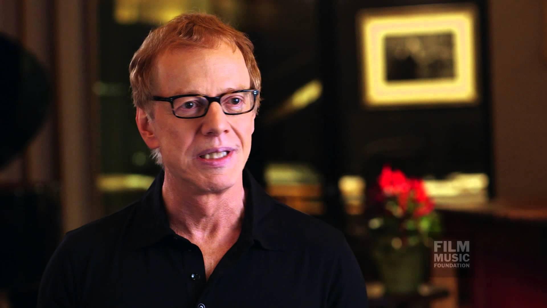 News Danny Elfman Composera Justice League