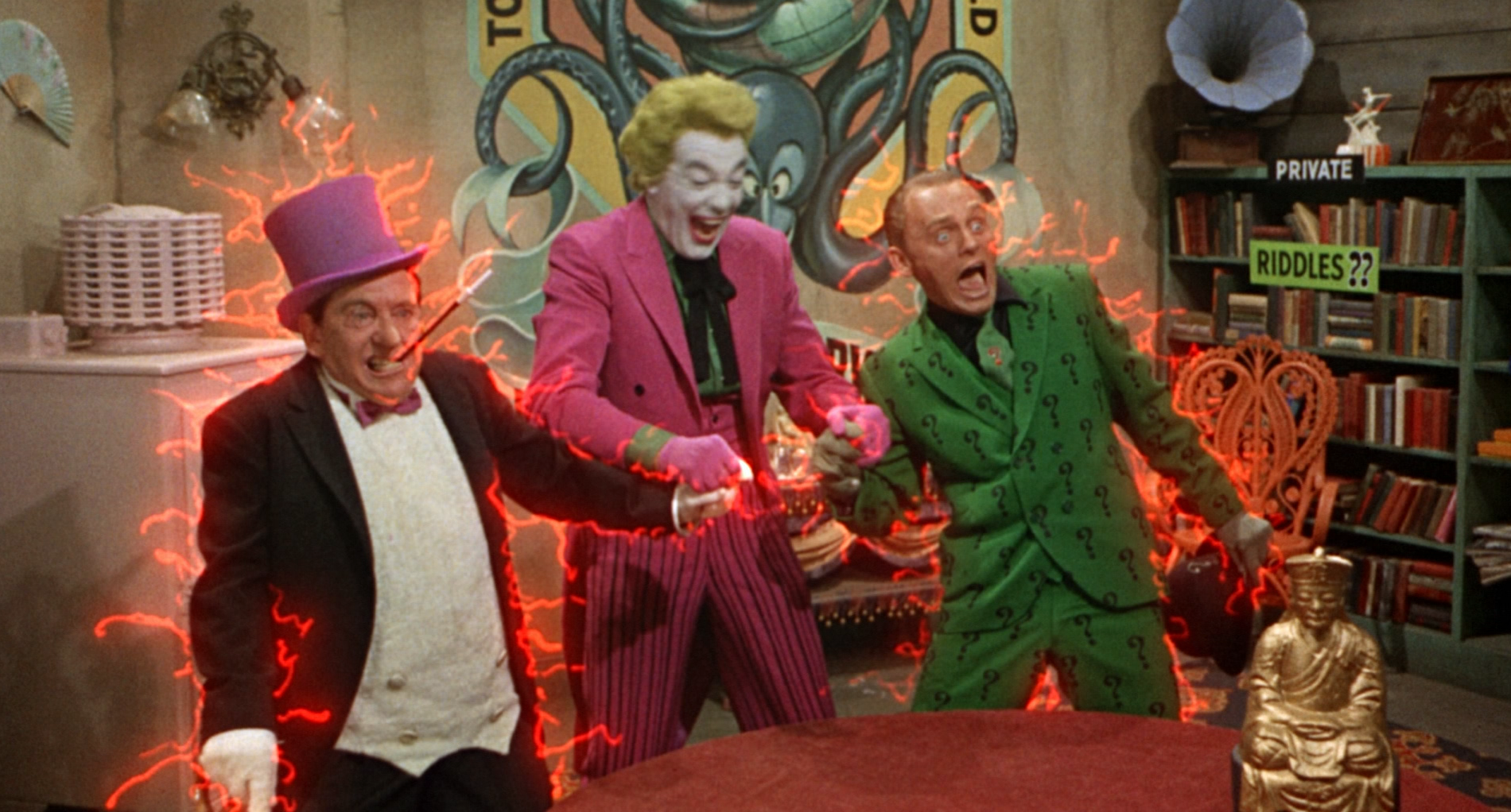 CULTURE FLASHBACK : Batman (1966)