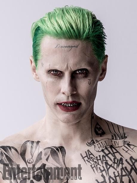 Joker-Suicide Squad Jared Leto Suicide