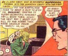 Ce vilain incontournable de l'univers DC est apparu pour la première fois dans Action Comics # 242. (1958)