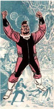 Il est également possible de voir un Brainiac en chaire et en os : à cette occasion, il incarnait Milton Fine (New Earth).