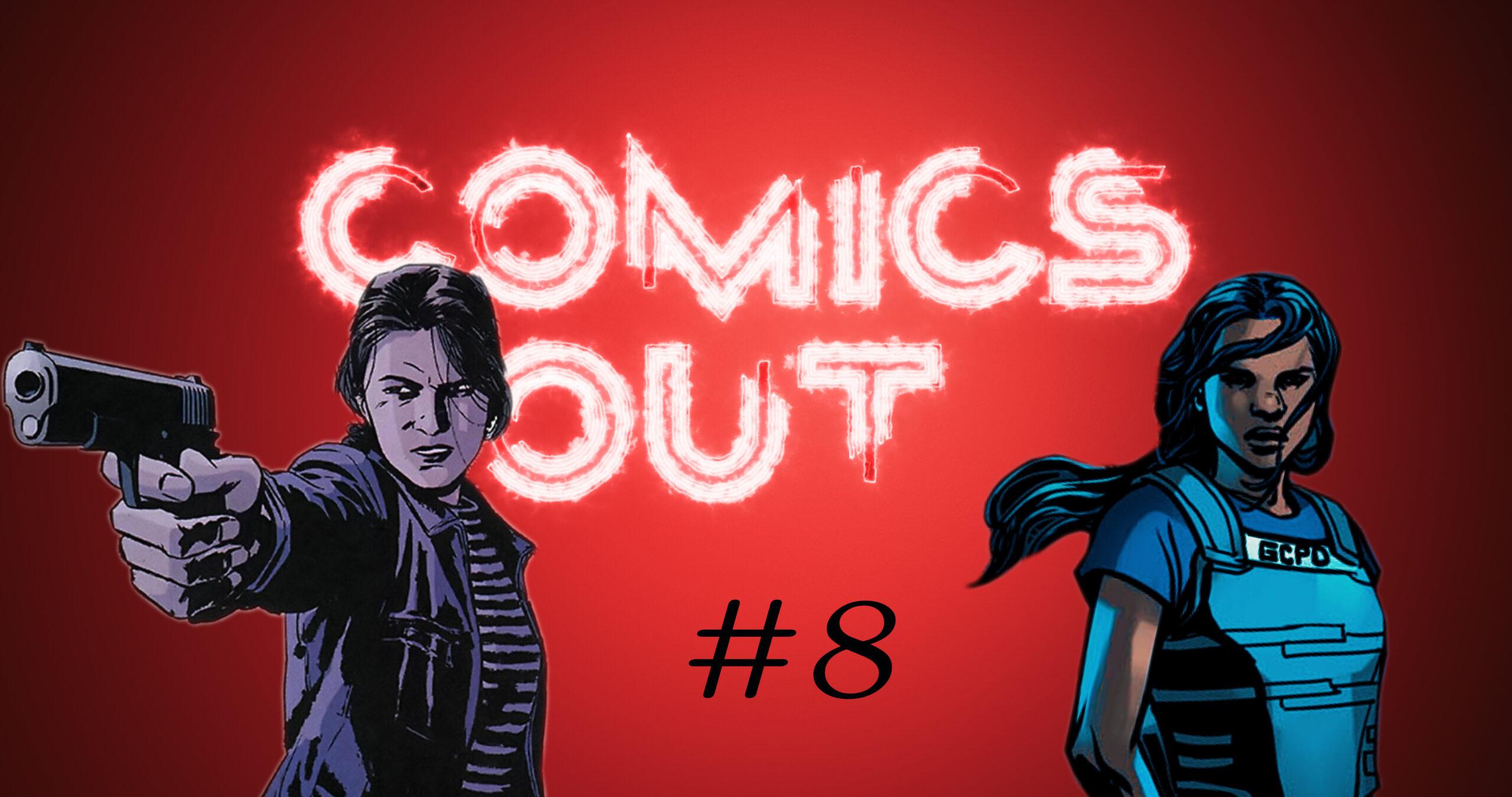 COMICS OUT: Renee Montoya | L'Univers des Comics
