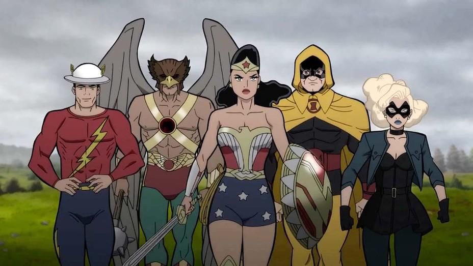 Les sorties du 26 avril au 2 mai 2021 (Justice Society: World War II et plus)