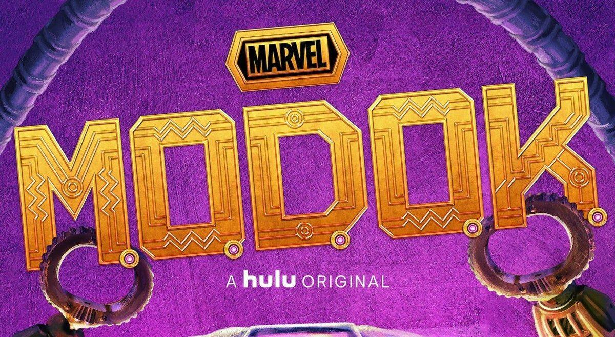 Première affiche pour la série « M.O.D.O.K. » (IMAGE)