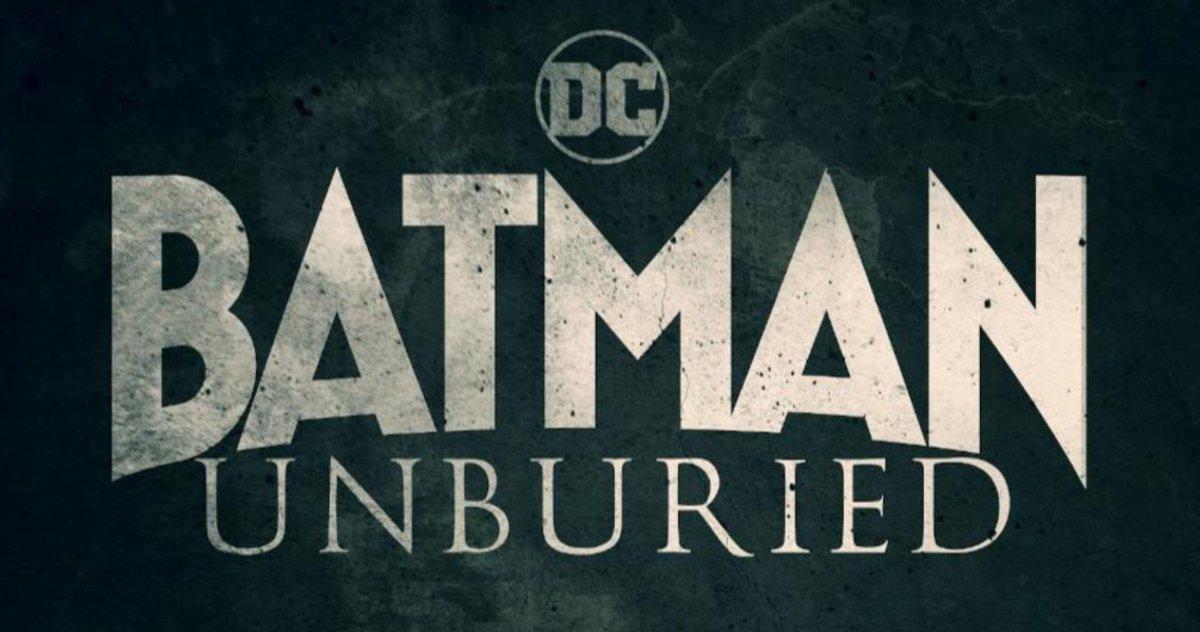 La série audio « Batman Unburied » a son Batman