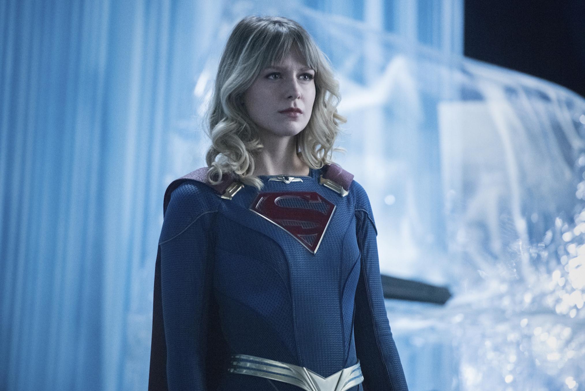 « Supergirl » marque son retour dans un nouveau trailer (VIDEO)
